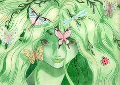 Fantasia Fairy by NACartist.deviantart.com on @deviantART
