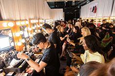 MAC Makeup Artists Take Us Backstage at Miss Universe 2016 Mac Makeup Artists, Chi Chi, Backstage, Pretty Girls, Universe, Social Media, Ph, Model, Hate