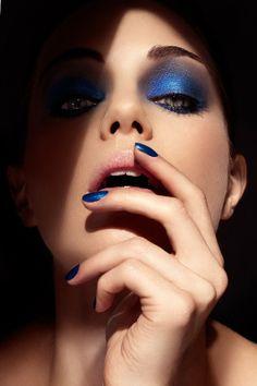 http://www.benjaminbecker-photography.com Photographer Benjamin Becker beauty makeup lips nails fashion editorial magazine cover hair