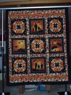 Defenders Of Freedom Using A Panel My Quilts