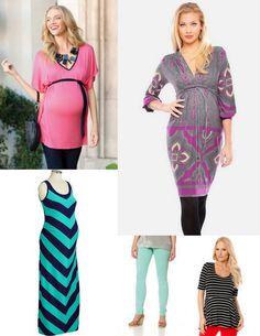 Baby Bump Bundle Blog: Fashion Friday: Five Spring Maternity Looks We Love