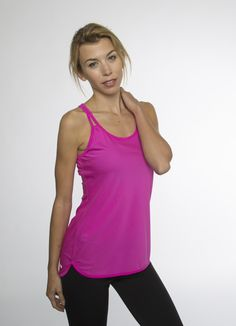 22320360e82ce RBX Active Women s Studio Keyhole-Back Top Available on https   www.