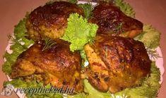 Érdekel a receptje? Kattints a képre! Küldte: bozsoilona Tandoori Chicken, Turkey, Meat, Ethnic Recipes, Food, Christmas, Xmas, Turkey Country, Essen