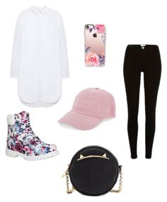 """""""Epic!!"""" by fashion-is-my-styles ❤ liked on Polyvore featuring Timberland, Betsey Johnson, Casetify, Nasaseasons and Mulberry"""