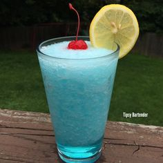 The Frozen Adios MF! A new spin on this classic! For the recipe, visit us here: www.TipsyBartender.com