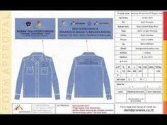 KONVEKSI SERAGAM KONVEKSI SERAGAM PT. PROGRESSIO INDONESIA http://konveksiseragam.co.id/ JL. GUDANG UTARA NO.6 BANDUNG 40113 (022) 4268700 UNIFORM DIVISION Majed By : yulfa@pronesia.co.id
