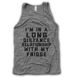 I'm In A Long Distance Relationship....BAHAHAHA