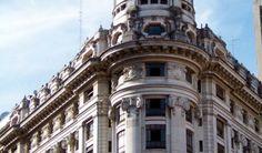 Famous Historical Buildings Walking Tour, Buenos Aires