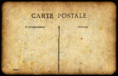 Carte Postale Template | Flickr - Photo Sharing!