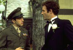 Michael & Sonny Corleone
