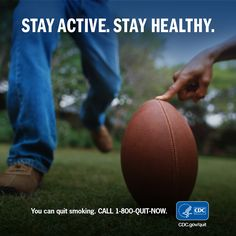 Put smoking behind you and a fun activity in front of you.
