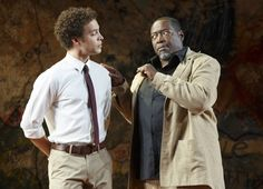 Romeo and Juliet. 226 W 46th St thru Dec 8, 2013. Justin Guarini. Chuck Cooper. Directed by David Leveaux.