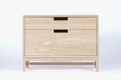 Street Deisgn, Ash with Danish Soap Finish. Dresser As Nightstand, Dressers, Nightstands, Bedside, Farm Bedroom, Amber Interiors, New Condo, Wood Furniture, Furniture Ideas