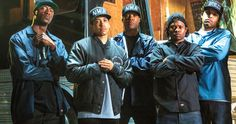 'Straight Outta Compton' Set to Win the Weekend Box Office -- Universal's biopic 'Straight Outta Compton' is aiming for the top spot at the box office this weekend, and we break down why it will happen. -- http://movieweb.com/straight-outta-compton-box-office-weekend/