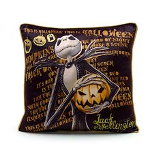The Nightmare Before Christmas cushion