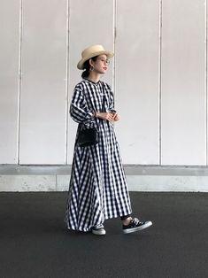 Instagram▷yuki_takahashi0706 FRAMeWORKさんのシャツワンピ🤟