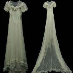 1000 images about wedding dresses on pinterest old for Old wedding dresses for sale