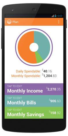 Level Money saver app