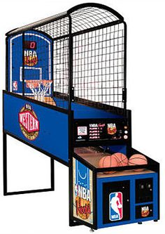Arcade Basketball Game - http://www.crackformen.com/nba-hoops-arcade-basketball-game-7000