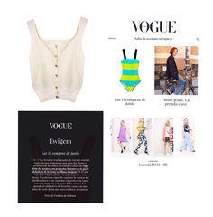 VOGUE recomienda nuestro top Brite, confeccionado a mano y con terminaciones en crochet, entre las 15 compras de Junio. http://www.vogue.es/moda/dress-for-less/galerias/las-15-compras-del-mes-de-junio-en-clave-dress-for-less/10922