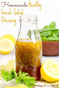 Recipe For Healthy Salad Dressing With Olive Oil.Olive Garden Salad Hack Redhead Can Decorate. Salad Dressing Recipe Ideas Recipes Dinners And Easy . Vinaigrette For Green Salad Recipe Ina Garten Food Network. Yogurt Ranch Dressing, Avocado Lime Dressing, Greek Yogurt Ranch, Peanut Dressing, Avocado Salad, Vinegrette Salad Dressing, Salad Dressing Recipes, Salad Dressings, Whole30 Salad Dressing