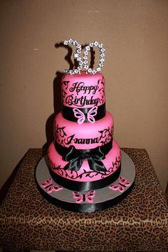 My cake!!!! Bam