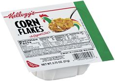 Corn Flakes Cereal 075Ounce Bowls Pack of 96 * You can find more details by visiting the image link. (This is an affiliate link and I receive a commission for the sales)