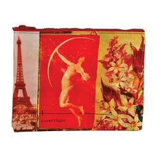 BlueQ Cosmetique Zipper Pouch