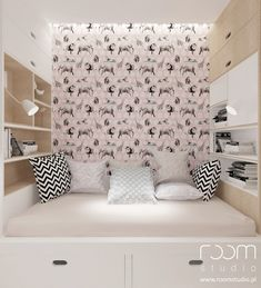 Malaga, Girl Room, Curtains, Studio, Furniture, Home Decor, Teen, Flat, Children