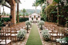 Casamento | Caroline + Nicolas | Vestida de Noiva | Blog de Casamento por Fernanda Floret