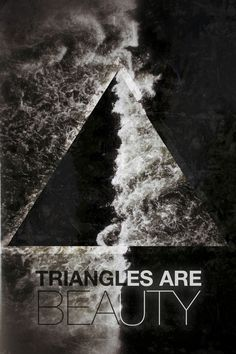 triangles.