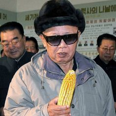 The Funniest Pictures of Kim Jong-Il Looking at Things