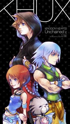 Kingdom Hearts χ                                                                                                                                                                                 More