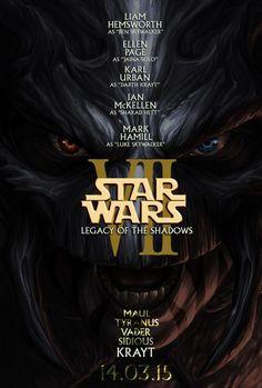 star wars 7 | Ilyen lenne a Star Wars 7.része, ha... - Filmérték blog
