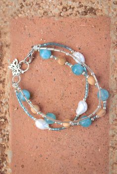 Accessories Produced by From The Earth: Handmade, Fair Trade Necklaces, Bracelets, Earrings and More from the Middle East Fair Trade Fashion, Summer Evening, Blue Skies, Spring Garden, Turquoise Bracelet, Bracelets, Earrings, Handmade, Accessories