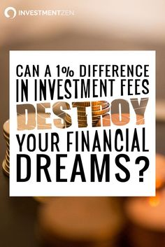 Do You Know How Much Youre Losing Each Year To Investment Fees Seemingly