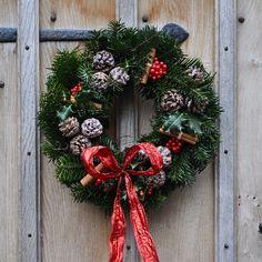 Christmas wreath #wonderfulstore