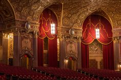 Behold, Brooklyn's Magnificently Restored Kings Theatre - Curbed Inside - Curbed NY Awesome pics at the Curbed web site!
