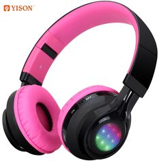 Find More Earphones & Headphones Information about Bluetooth Headset Wireless Headphones 4.0 with Microphone Foldable Headphones with TF Card FM Radio and LED light for Cellphones,High Quality headset wireless headphones,China bluetooth headset wireless headphones Suppliers, Cheap wireless headphones from Socialite Style on Aliexpress.com