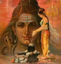 Shiv Shakti Sati Parvati Aparna