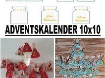 10x10 Adventskalendersäckchen-ITH