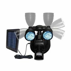 INSTA LIGHT- 38 LED Solar Powered Lights with Motion Detection