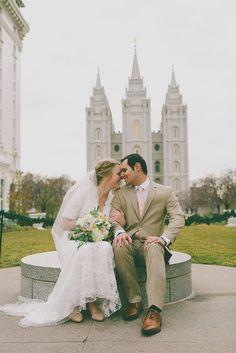 Lorenzo & Tatum / Utah Wedding Photographer