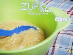 Pozytywne żywienie - dietetyka od przyjemnej strony: DANIA DLA DZIECI - Zupka rybna z kaszą jaglaną - 6/9m+