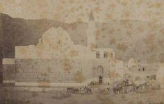 Hz. Hamza nın türbesi medine 1900