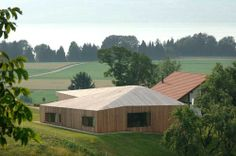 Villa Chabrey by GD Architectes
