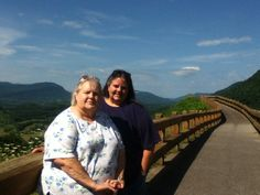 Me & my mommy-in Norton, Virginia