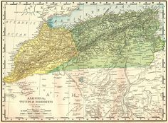 1950 vintage philippine islands map rare poster print size map 3740 1899 antique morocco map algeria map of morocco africa print publicscrutiny Images