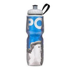 Polar Bottle Sport 24-oz. Blue Big Bear Sport Bottle, Multicolor