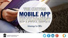 MOBILE APP Advantage For SMEs